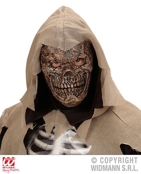 Maske Todeskriegsherr Latexschaum