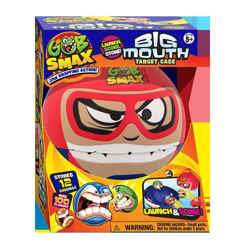 Goliath Spiel  Big Mouth+Launcher - in Box ca 21,5x20x18,5cm