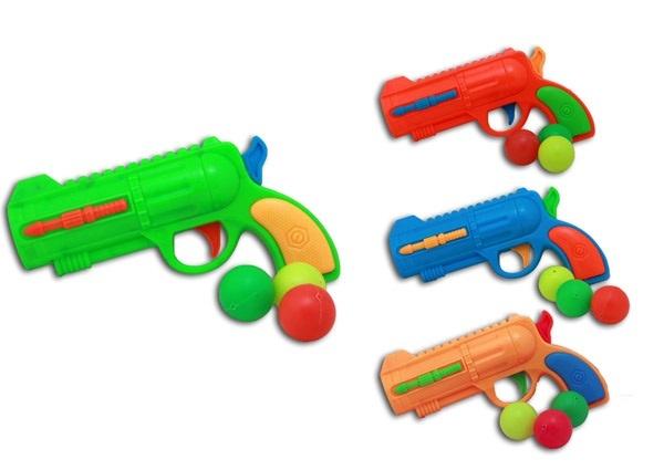 Ball-/Pfeilpistolen