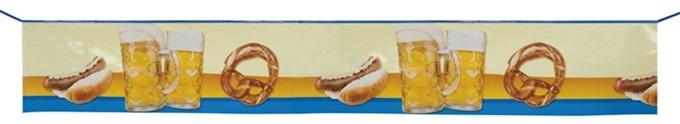 Banner - Beer Fun Oktoberfest - ca 29x175cm