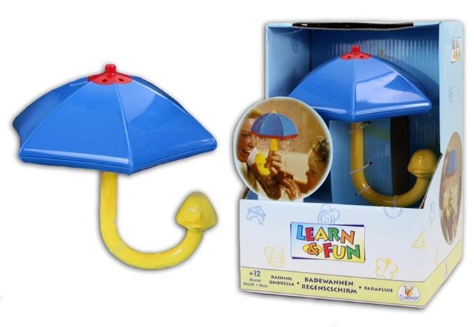 TTC Learn & Fun Badewannen Regenschirm ca 15x14cm