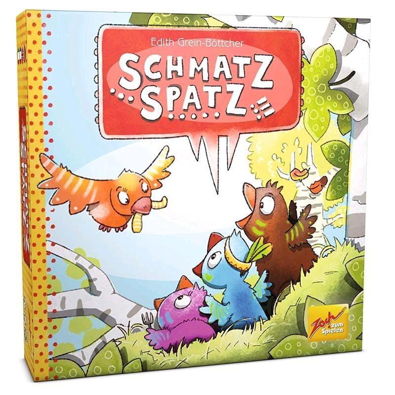 NORIS Spiel Schmatzspatz in Box ca 30x30x7,5cm