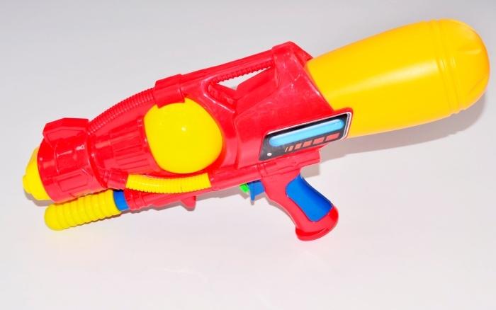 Wassergewehr