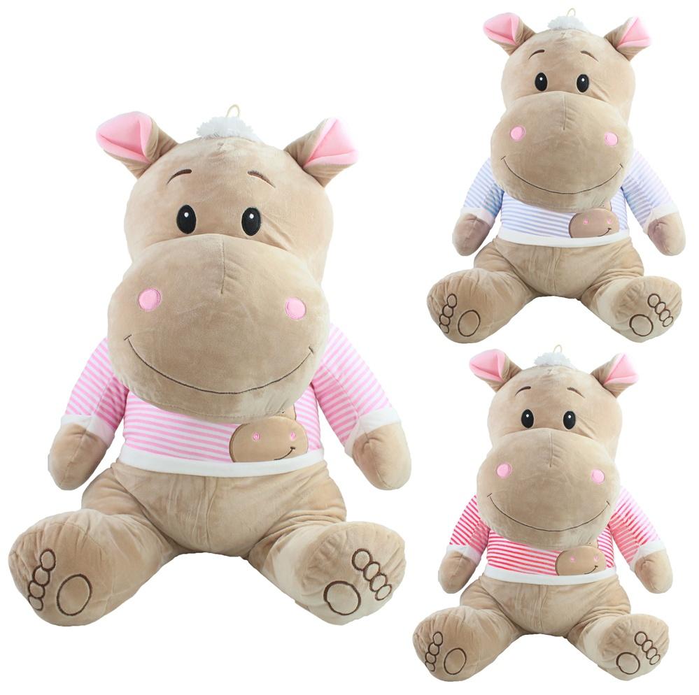 Nilpferd Funny Hippo ca 80cm