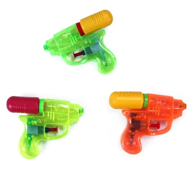 Wasserpistole mehrfach sortiert - ca 12 cm