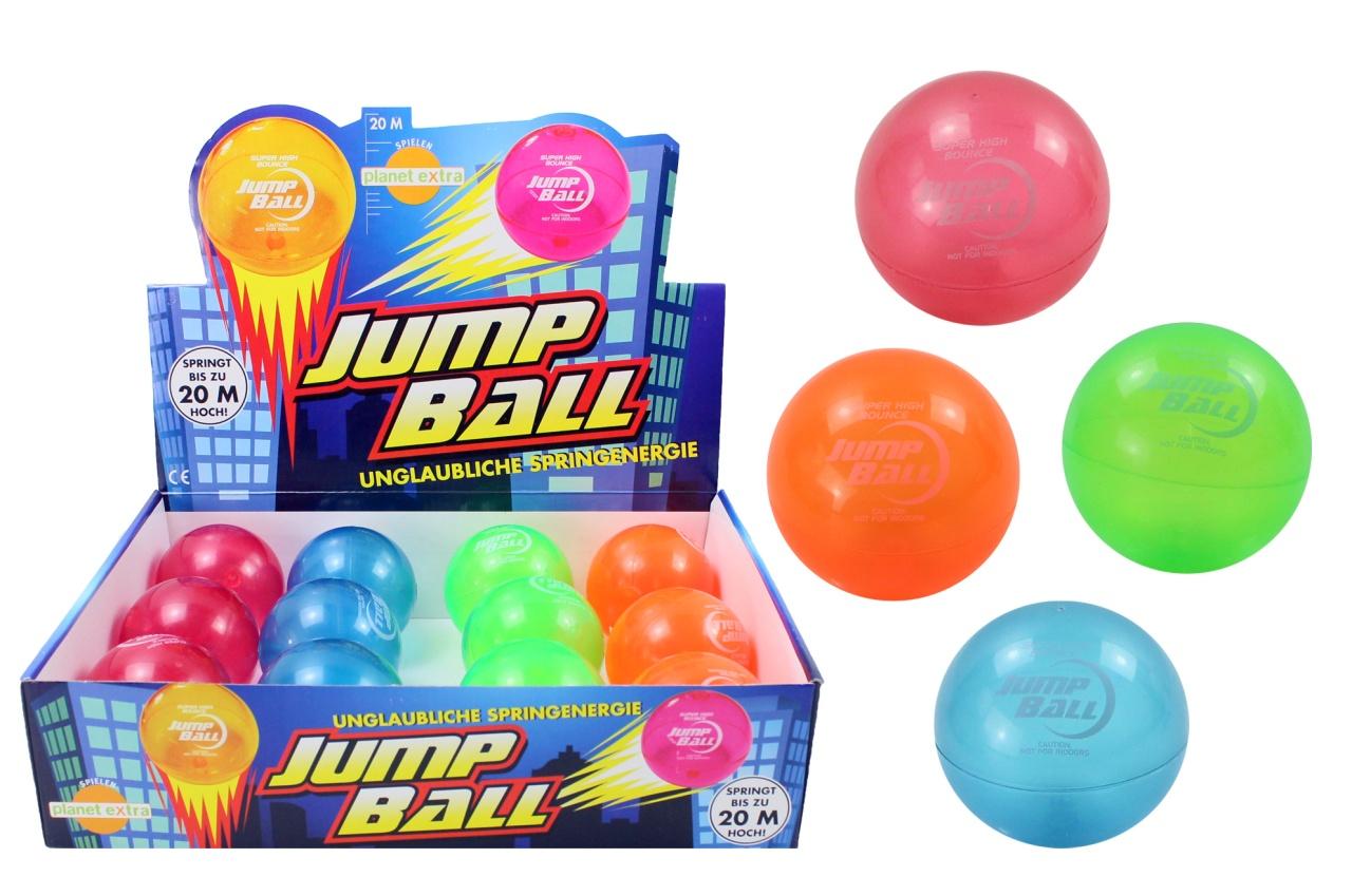HCM Jump Ball 4-Farben sortiert ca 70mm