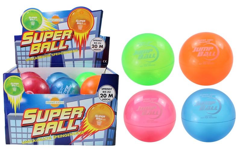 HCM Springball 4-fach sortiert ca 100 mm