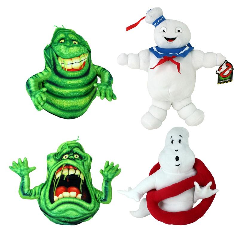 Ghostbusters 4 fach sortiert ca 34-44 cm