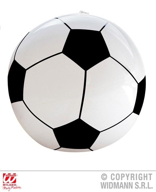 Fußball aufblasbar ca 25 cm