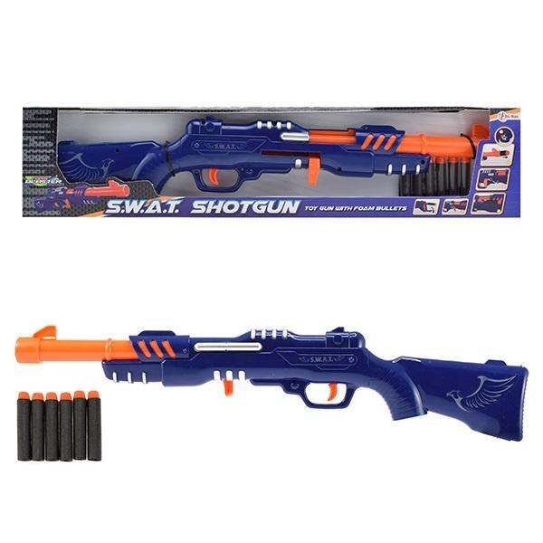 Gewehr mit Softdarts ca 62cm