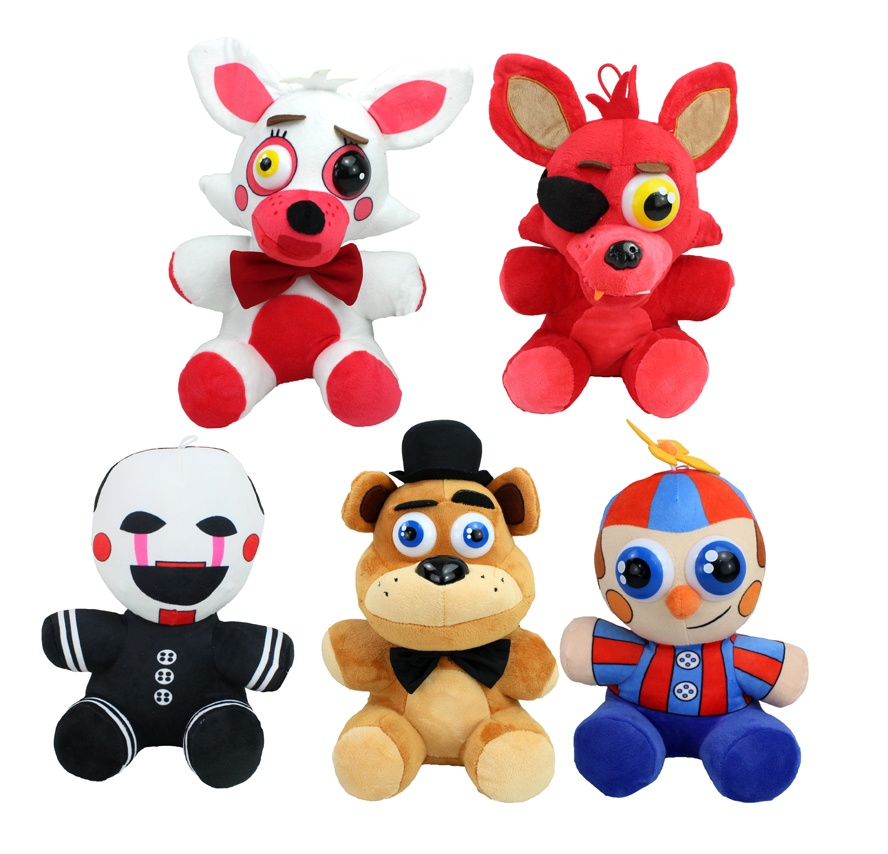 Five Nights at Freddys 5 fach sortiert - ca 25-28cm