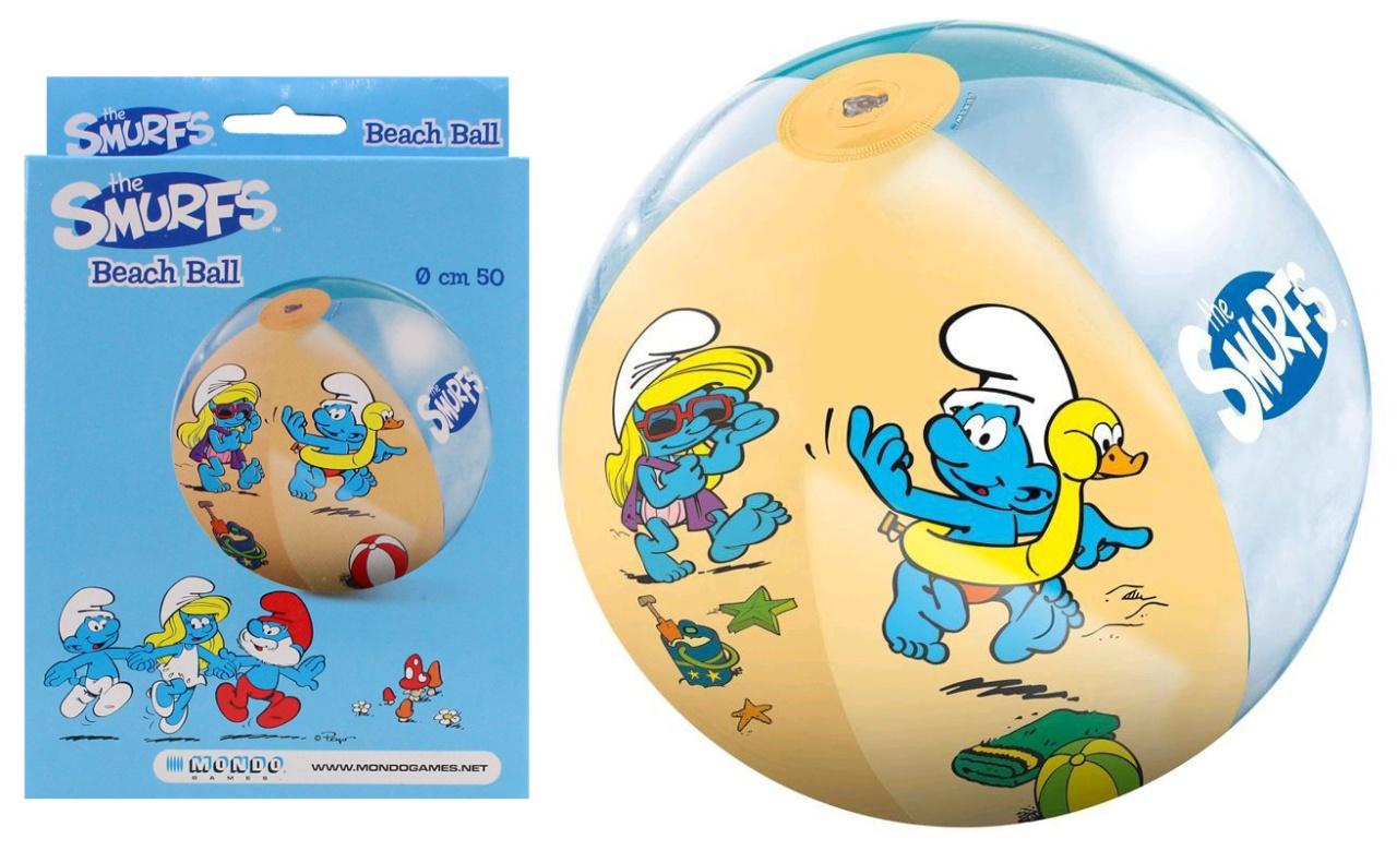 Die Schlümpfe Wasserball Ø 50 cm
