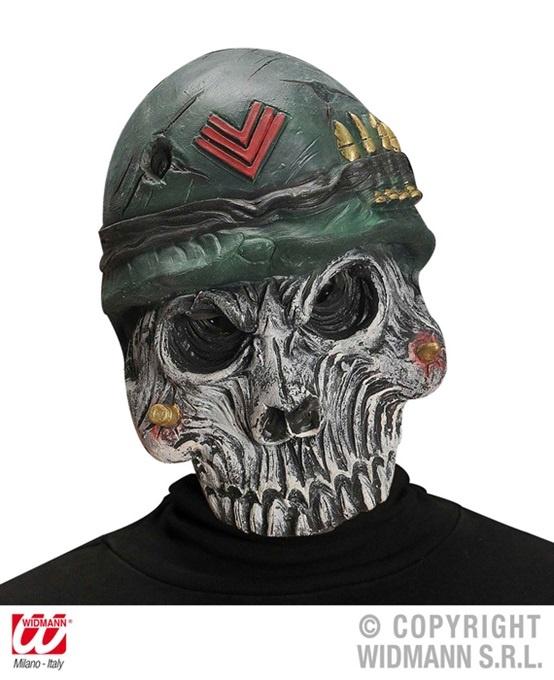 Maske -Army Skull- Totenkopf im Militärstyle