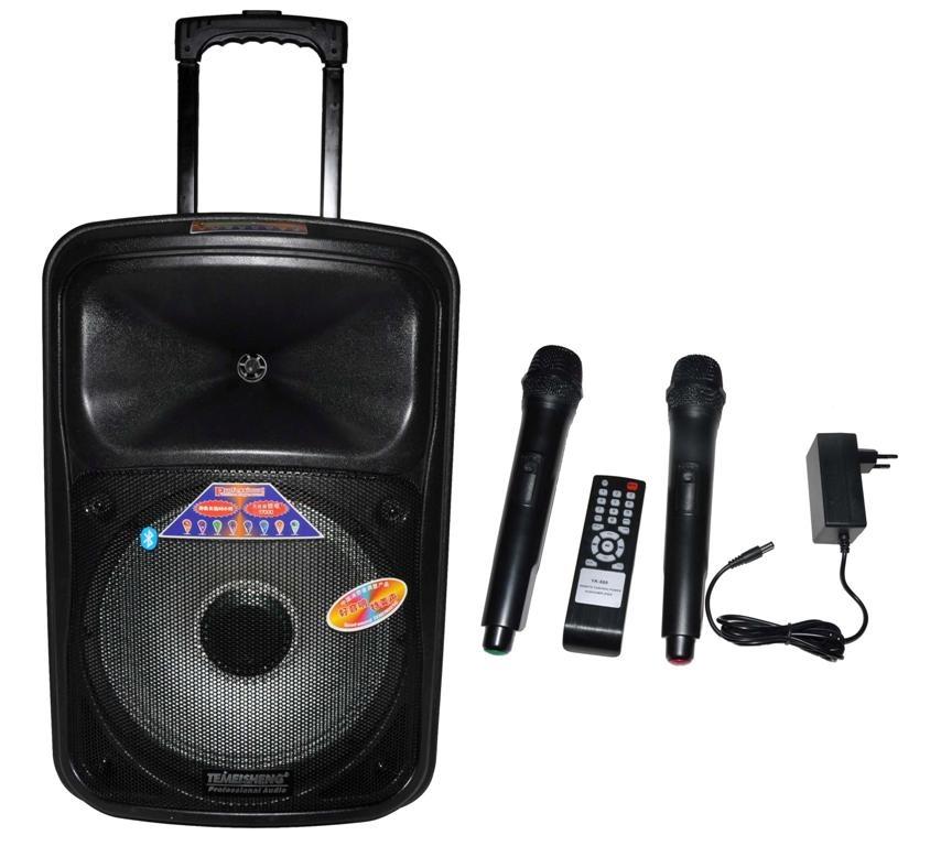 Bluetooth Lautsprecher ca 60,5 x 38 x 32 cm