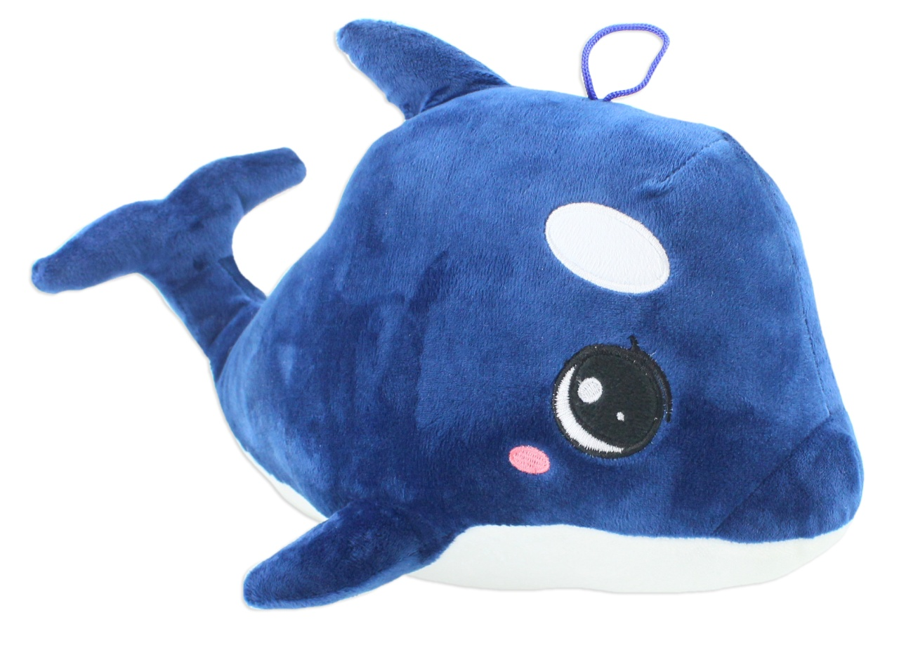 Delfin liegend ca 36x24 cm