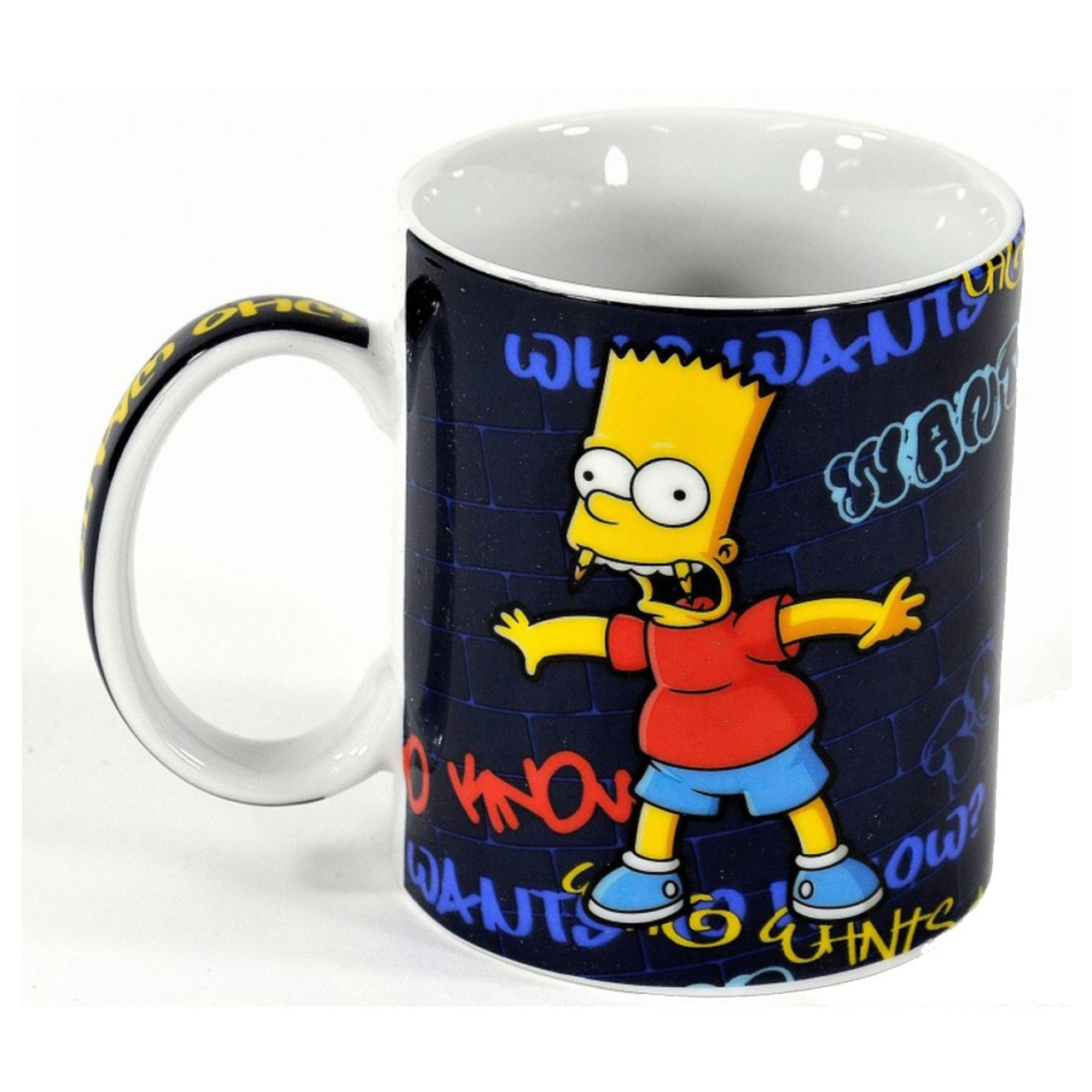 Tasse The Simpsons Tasse Bart ca 320 ml