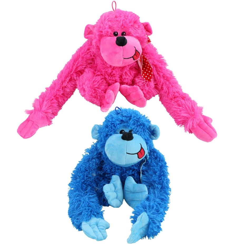 Gorilla mit Schlenkerarmen- und Beinen - ca 35cm