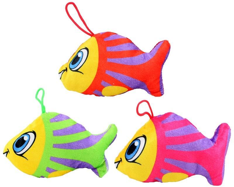 Fisch 3 fach sortiert ca 17 cm