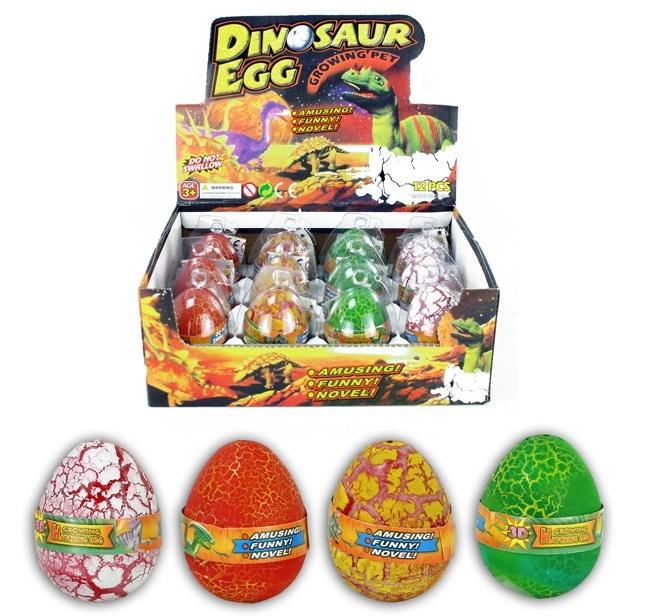 Dinoei Dino wächst farbig sortiert ca 6,5 cm
