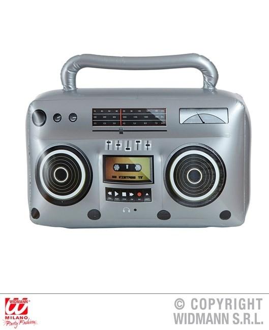 Radio aufblasbar ca 50 cm