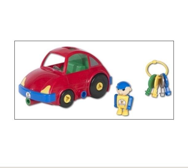 TTC Schlüssel Auto  LEARN & FUN - ca 22cm