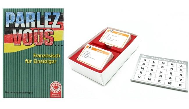 ASS Sprachlernspiel - Französisch für Einsteiger