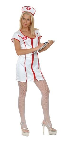 Kostüm - Sexy Krankenschwester
