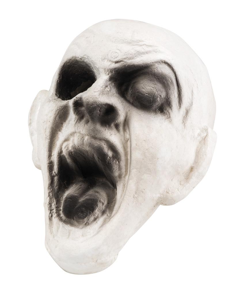 Zombiekopf ca 20x16x15cm