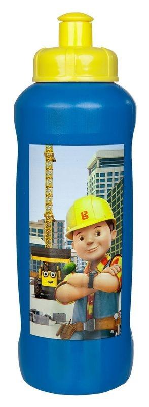 Undercover Bob der Baumeister - Trinkflasche ca 450 ml