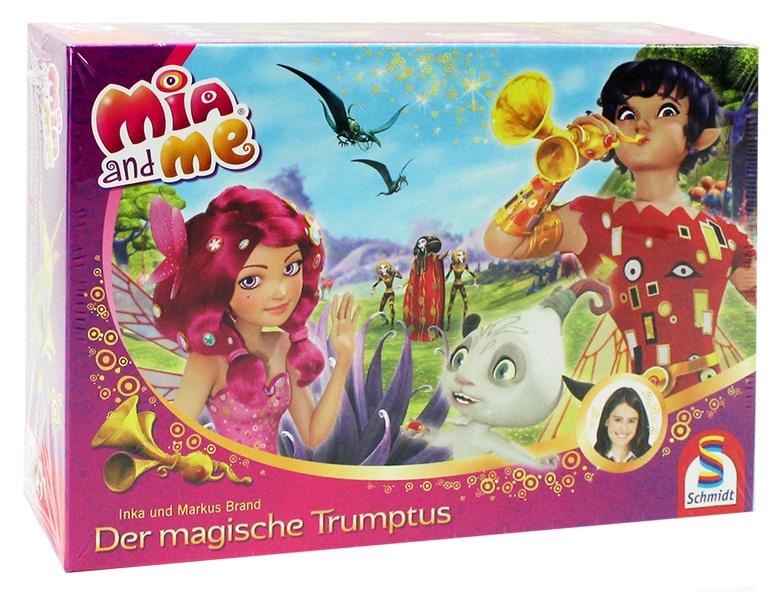 Schmidt Spiele Mia & me Der magische Trumptus