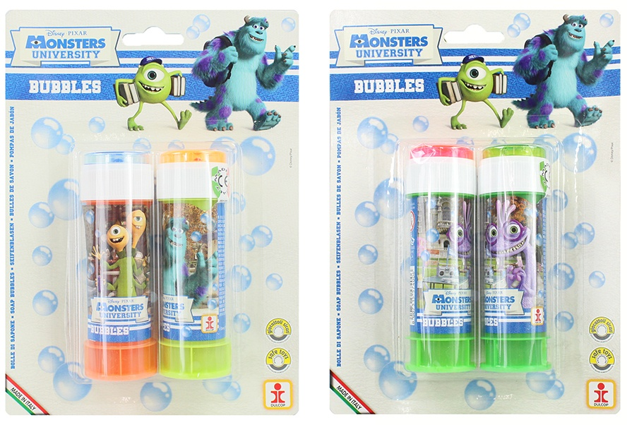 Seifenblasen ca 60ml Dulcop Disney Monsters University