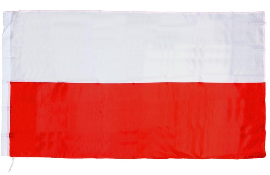 Flagge Fahne Polen ca 90x150 cm