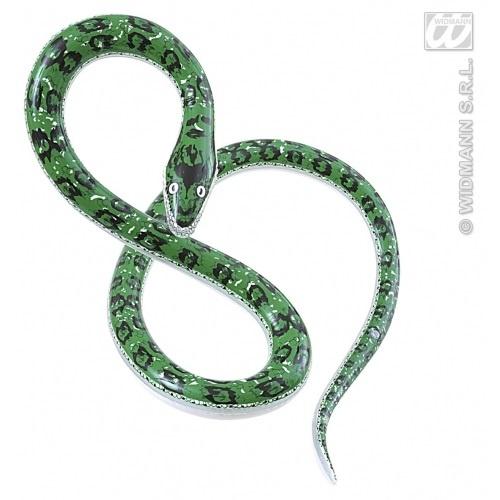 Schlange - aufblasbar ca 152cm