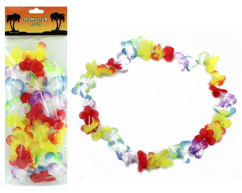 Hawaiiblumenkette 36 Blüten (einzeln) ca 96cm