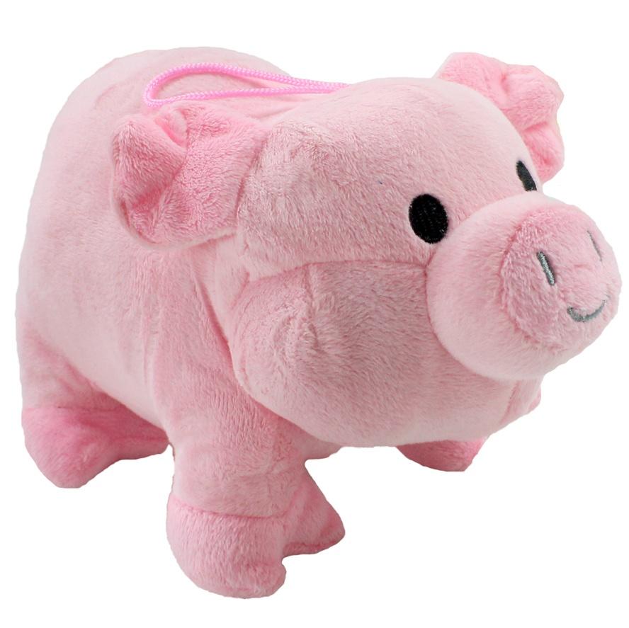Schwein rosa ca 20 cm