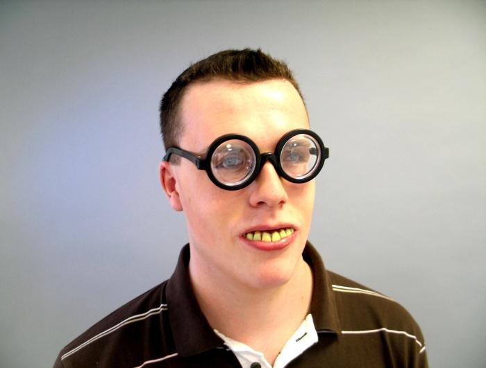 Gag-Brille