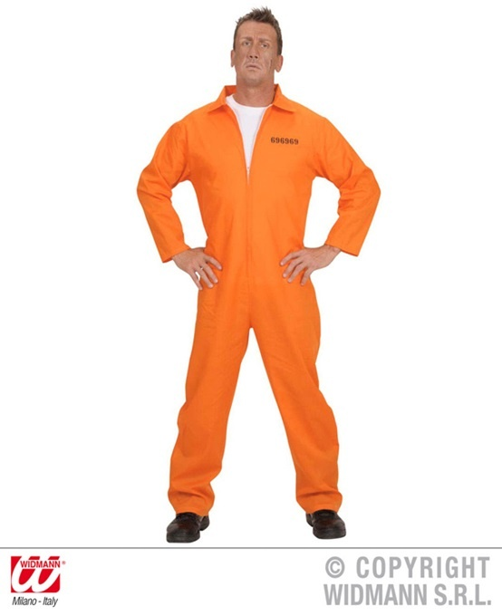 Kostüm Häftling Größe L