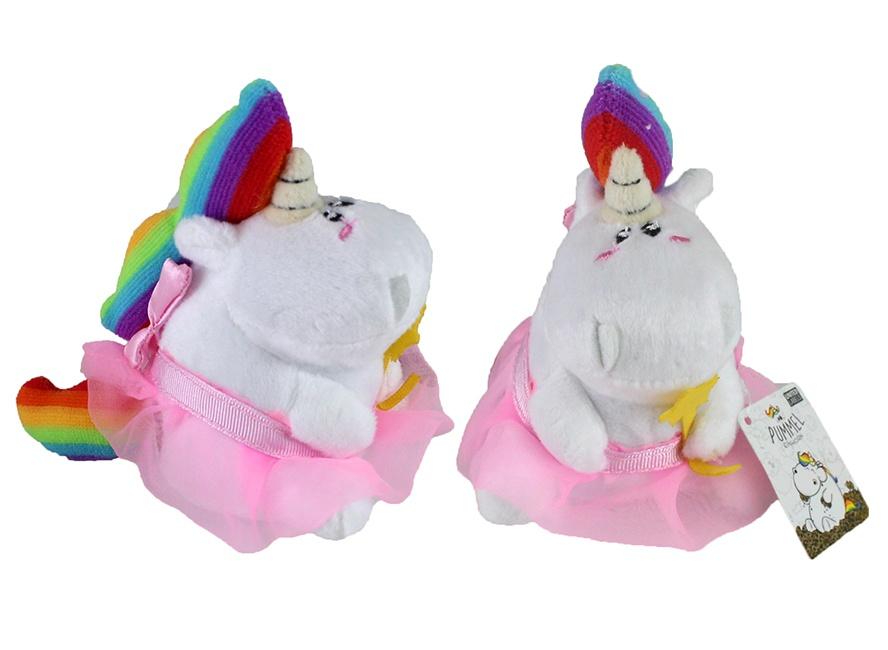 Pummeleinhorn Plüschfigur Fairy (Fee) ca 10cm