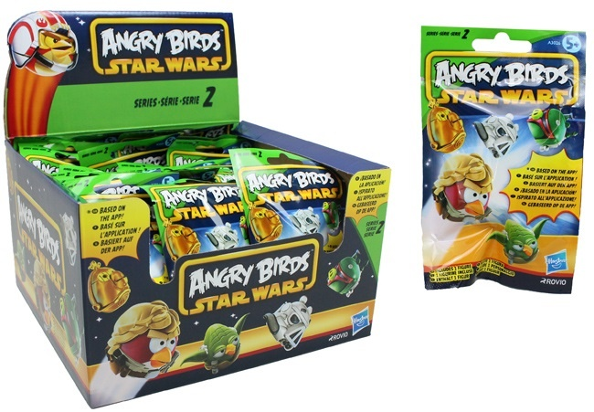 Star Wars Angry Birds Blind Bag - ca 14x9cm