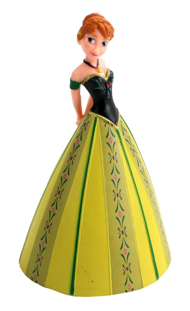 Bullyland Disney FROZEN Die Eiskönigin Prinzessin Anna