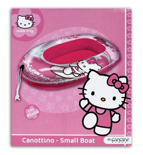Hello Kitty Kinderboot ca 95x66cm