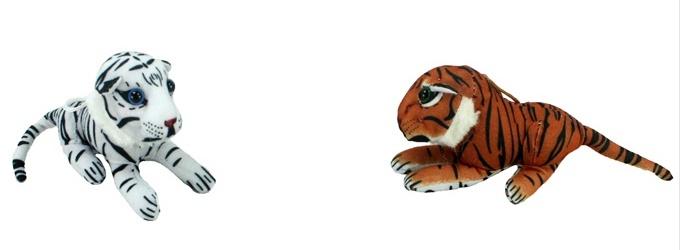 Raubtier 2-fach sortiert ca 12 cm