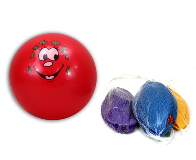 Aufblas Ball Lachgesicht mehrfach sortiert - ca 22cm