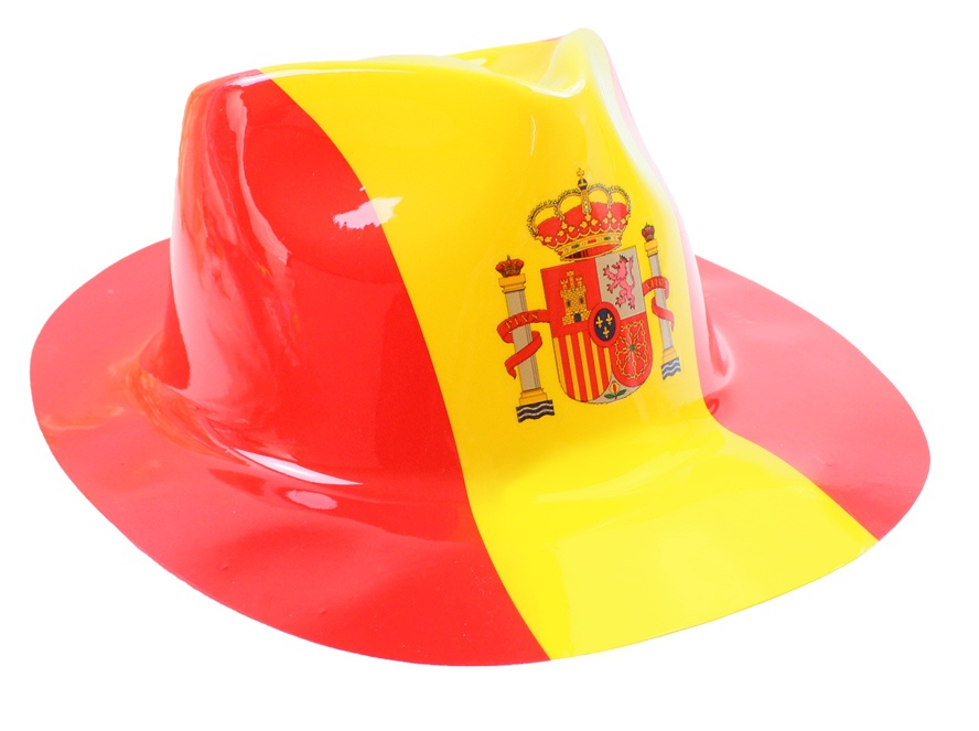 Hut Spanien