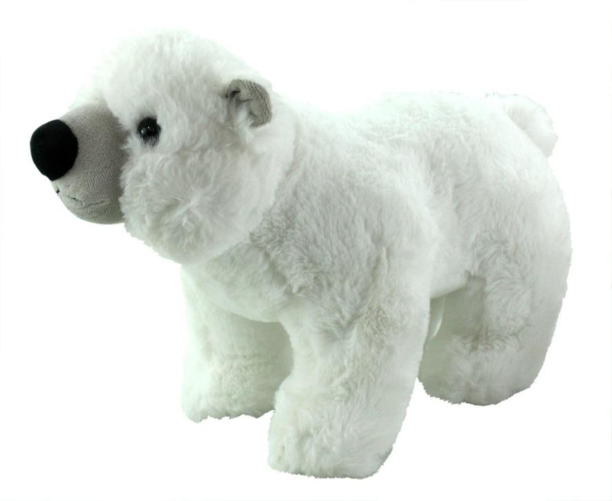 Eisbär Softplüsch ca 33cm