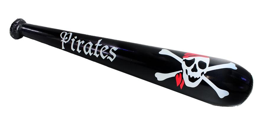 Aufblaskeule Pirat ca 82 cm