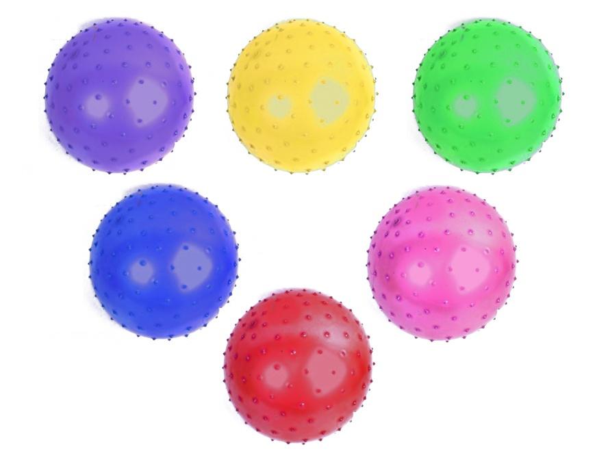 Noppenball 6-fach sortiert ca 25cm