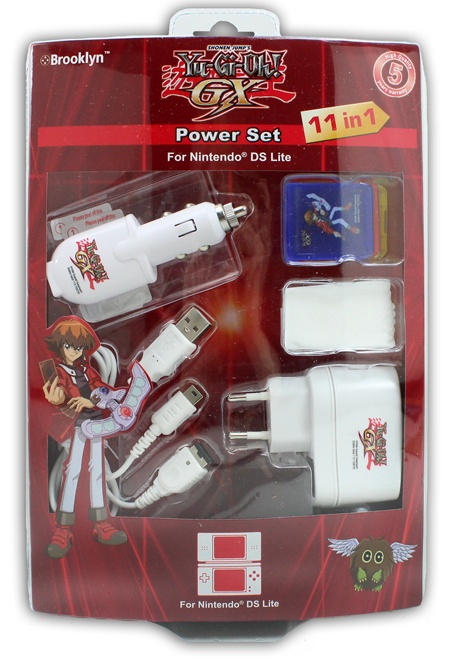 Nintendo USB  Power Set- ca 28x20x4,5cm