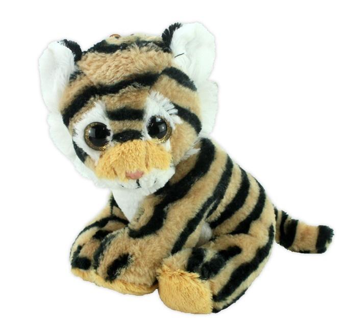 Tigerbaby mit Glitzeraugen ca 20cm
