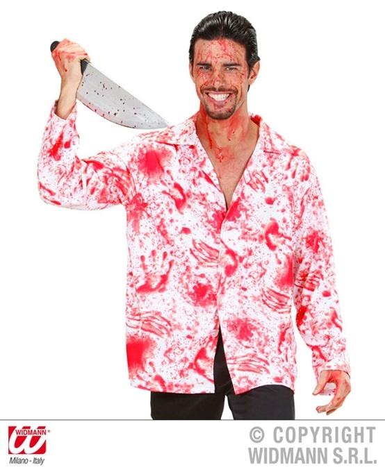 blutiges Hemd Größe XL